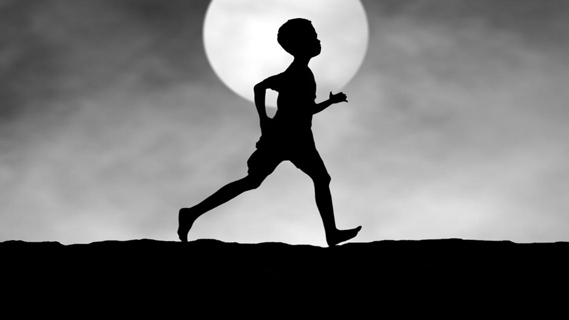 μαραθώνιος, τρέξιμο