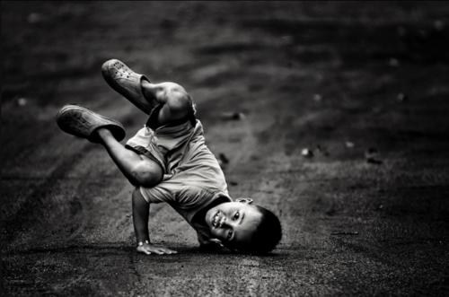 μικρό παιδί Μαραθώνιος Φλωρεντίας