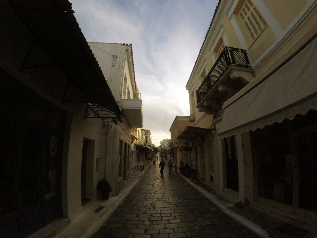 Andros-Chora-Running