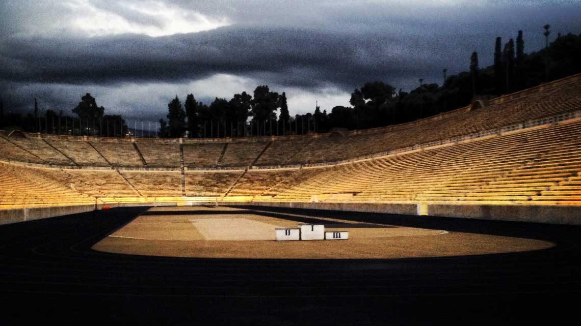 Καλλιμάρμαρο Στάδιο Μαραθώνιος της Αθήνας
