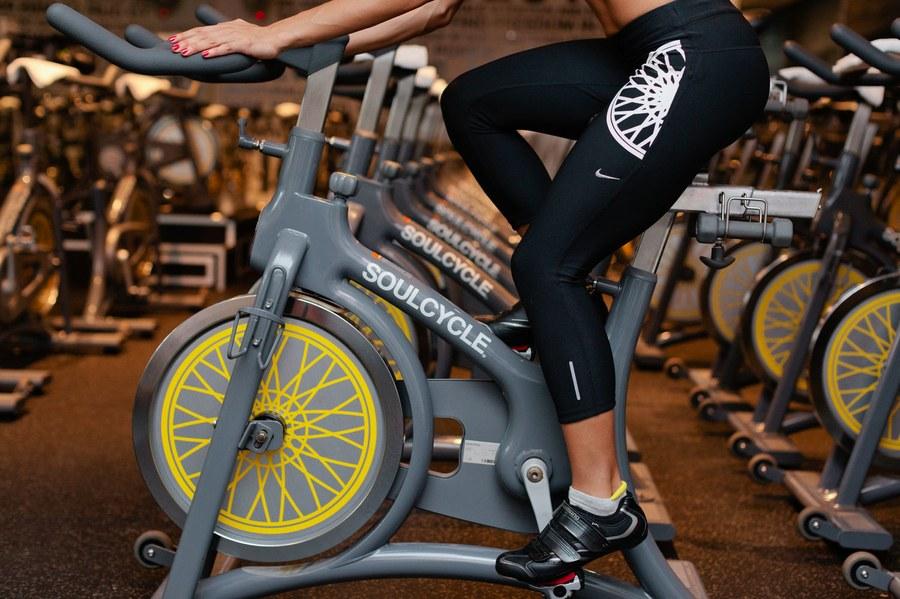 Ρύθμιση ποδηλάτου γωνία ποδιού spinning power cycling