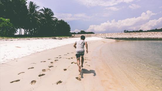 Καλοκαιρινό-Τρέξιμο-Παραλία