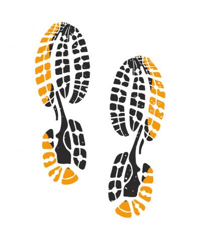 αθλητικά παπούτσια για τρέξιμο Υποπρηνισμός Πάτημα