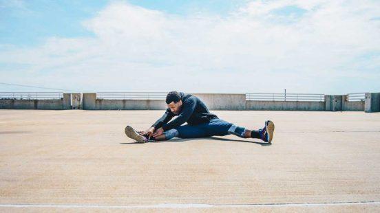 Τρέξιμο Τραυματισμοί Διατάσεις