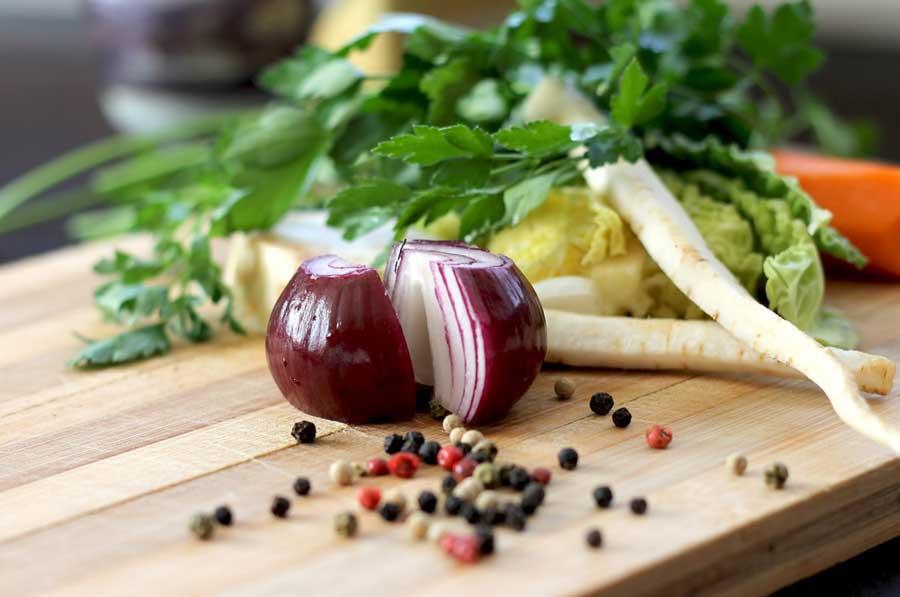 Λαχανικά - θερμίδες λαχανικών