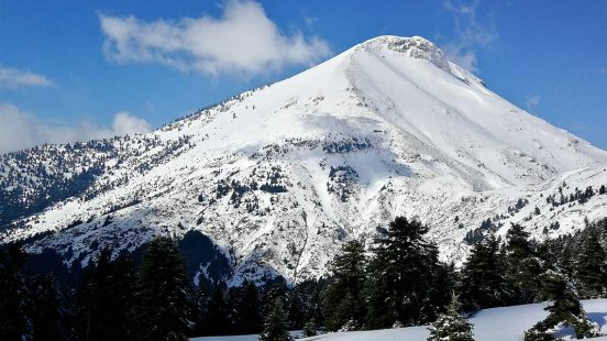 εκδρομή Δίρφη βουνό Εύβοιας Δίρφυς