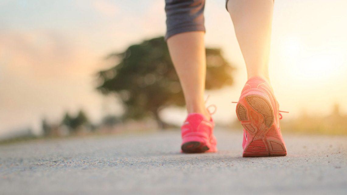 Πως να κάψεις λίπος με το περπάτημα running