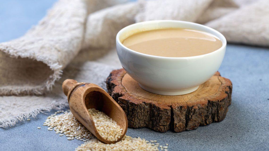 Ταχίνι Σουσάμι Διατροφή Θερμίδες Διατροφική αξία