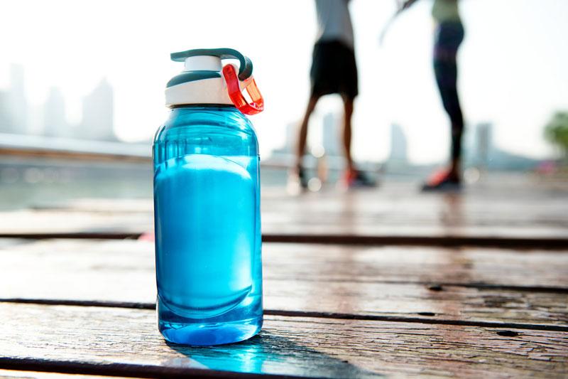 Μπουκάλι νερού ενυδάτωσης για το γυμναστήριο