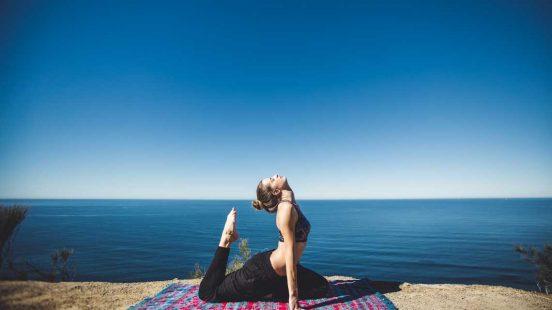Yoga Γιόγκα πρακτική