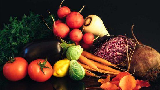 σπιτικός ζωμός λαχανικών