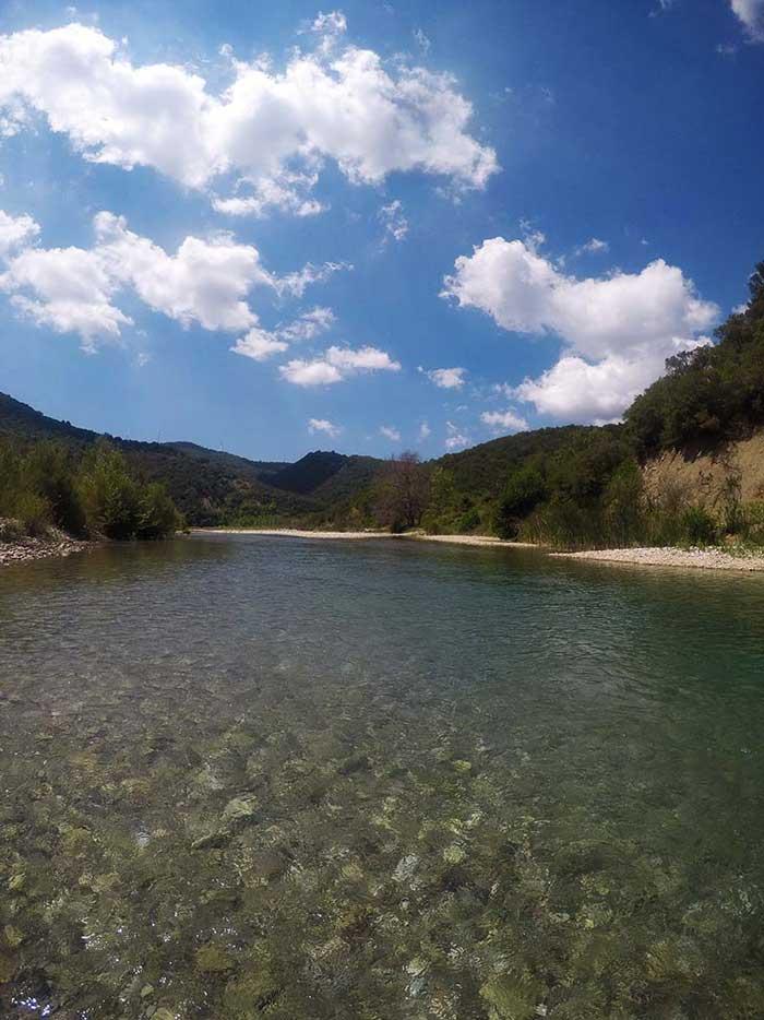 Το ποτάμι του Εύηνου