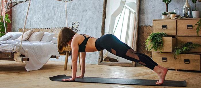 Άσκηση σανίδα στο σπίτι   Running Scenes Διατροφή Υγεία Αθλητισμός